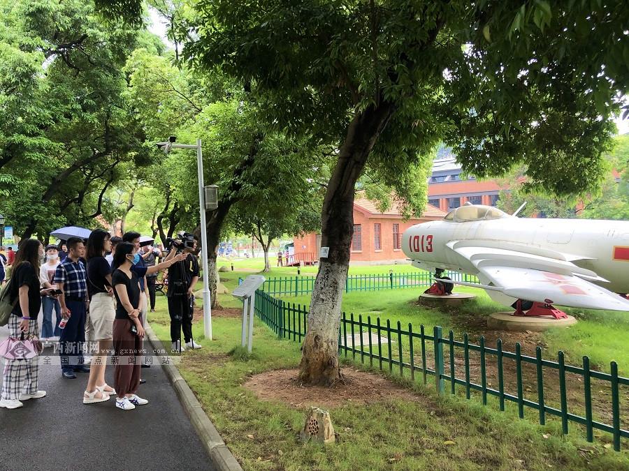 【广西双拥行】柳州市军博园:助推双拥工作更上一层楼