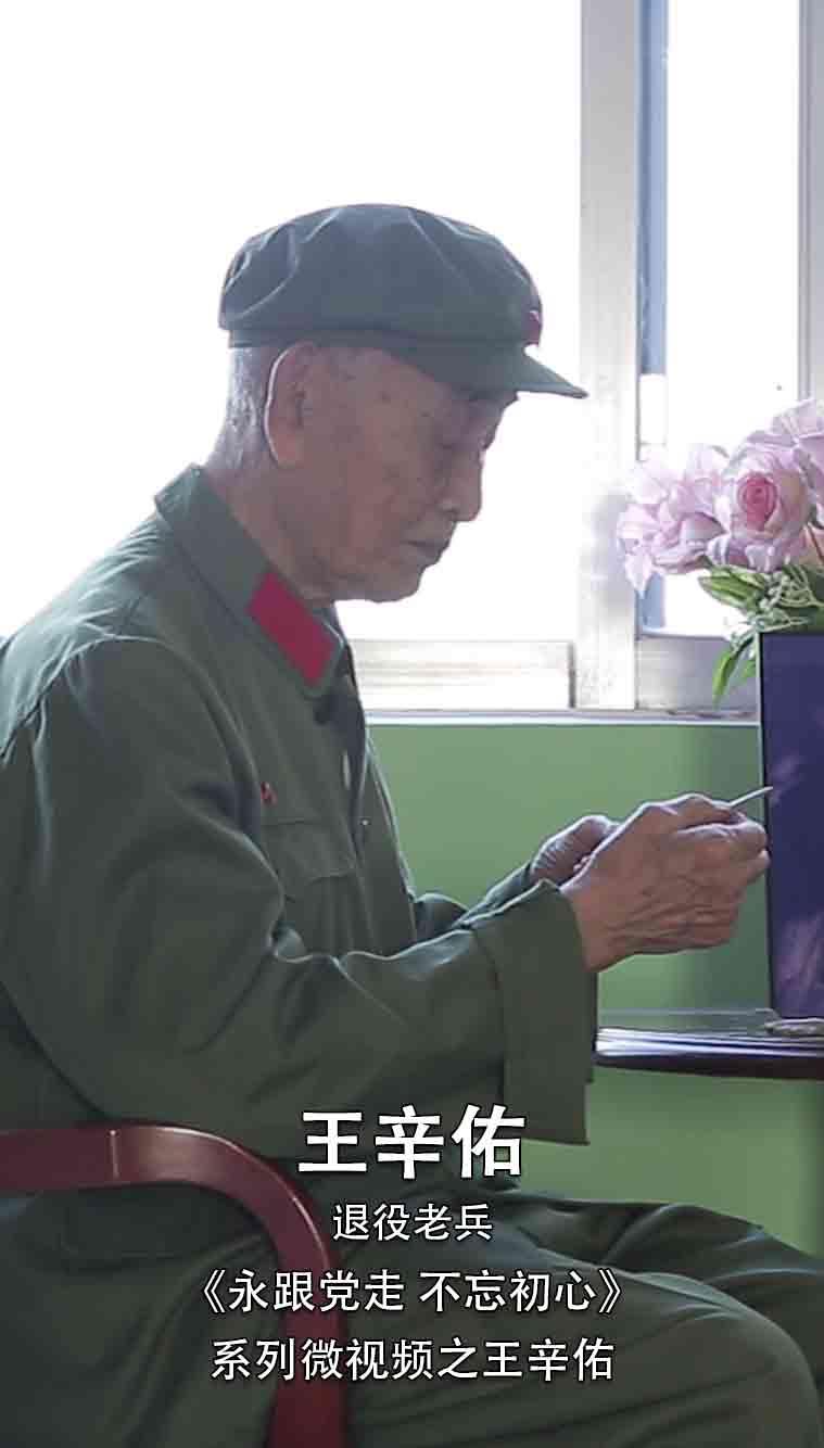 《永跟党走 不忘初心》系列微视频之王辛佑