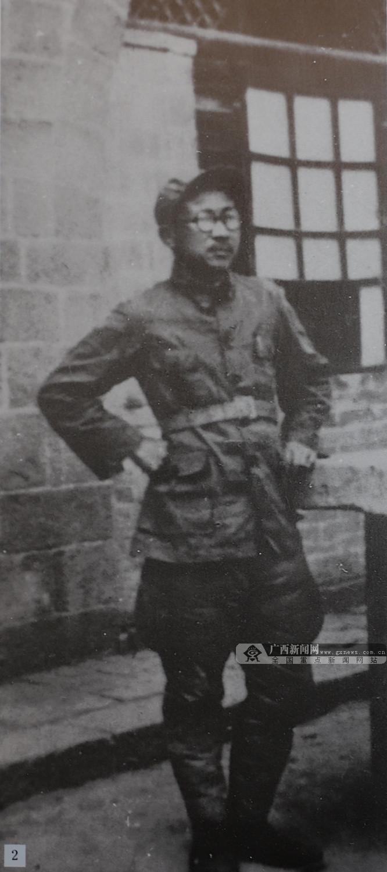 两广事变后,1937年6月,张云逸赴桂林与李宗仁、白崇禧多次会谈,达成了合作抗日协议。图为抗战时期的张云逸。(广西壮族自治区档案馆供图)