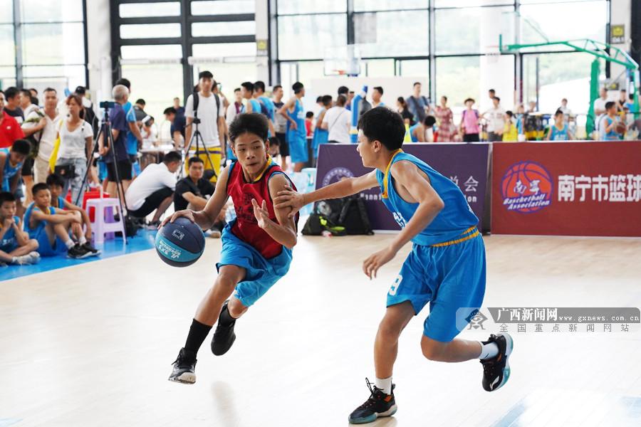 2020年JL3X3青少年籃球公開賽南寧賽區收官