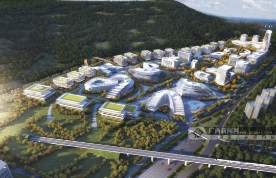 重庆高新区:智慧硅谷—西部(重庆)科学城