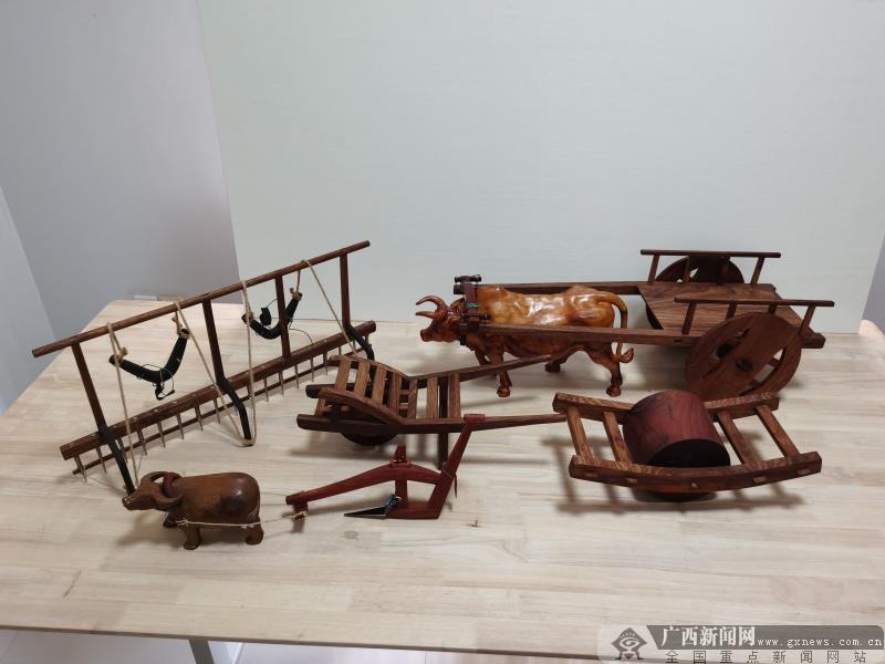 工艺家具《浓缩的农耕文明》