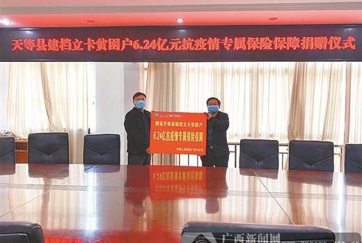 中国人寿财险广西分公司出实招 助力脱贫攻坚全面胜利