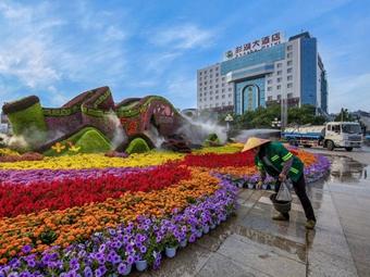 11月11日焦点图:桂林市、北流市入选文明城市