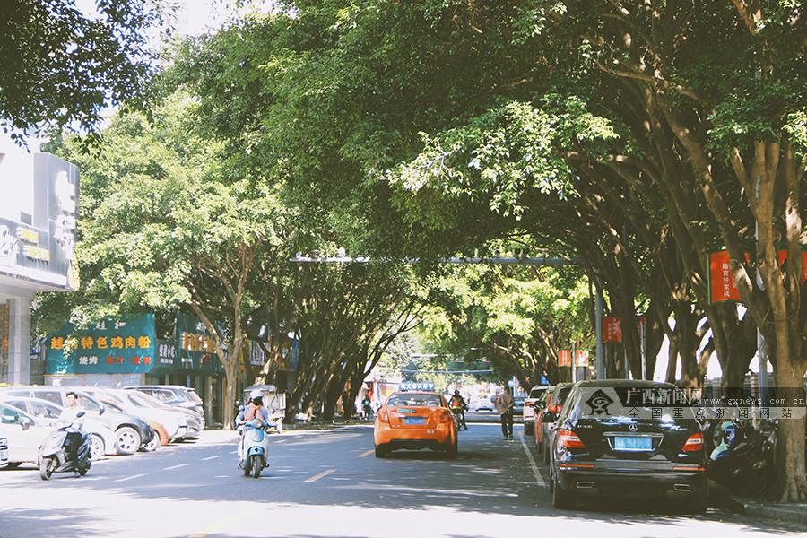 高清:藏在南寧市區的老街巷 時光在這里慢下來