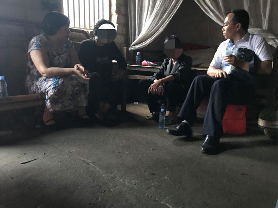 广西区党委区人民政府信访局信访对象心理咨询志愿服务活动