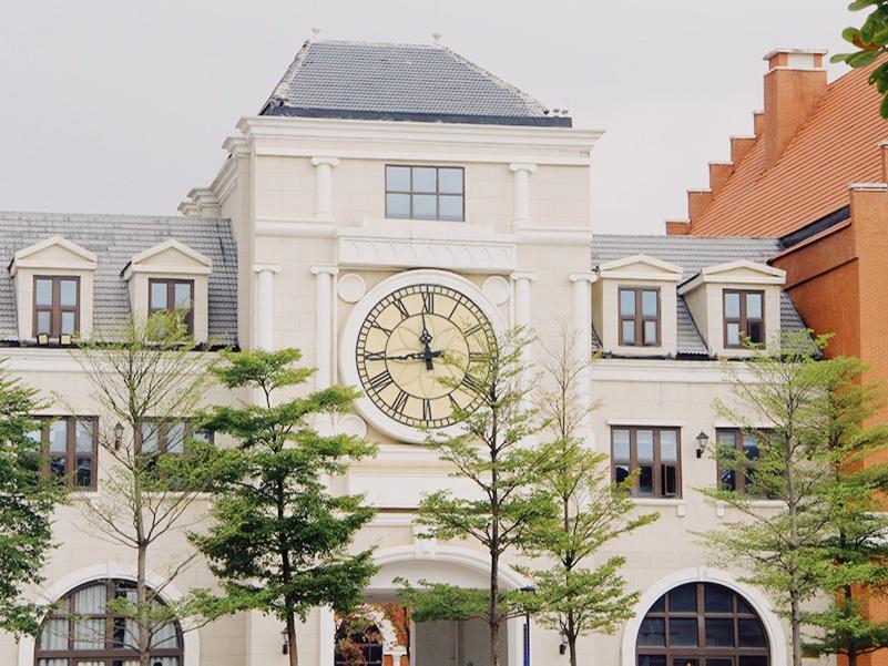 南宁有座欧洲小镇,无需签证费就能感受异国风情