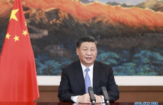 视频丨习近平:中国—东盟关系是推动构建人类命运共同体的生动例证