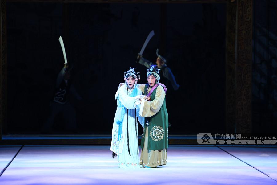 美的享受!莆仙戏《踏伞行》亮相中国—东盟戏剧周