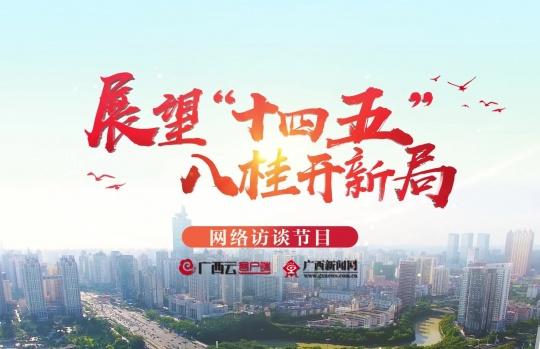 """展望""""十四五"""" 八桂开新局:第一期 聚焦广西经济发展亮点 展望高质量发展之路"""