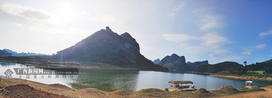 宜州马伶湖·七彩阳光乐园大年初一接待游客两千人