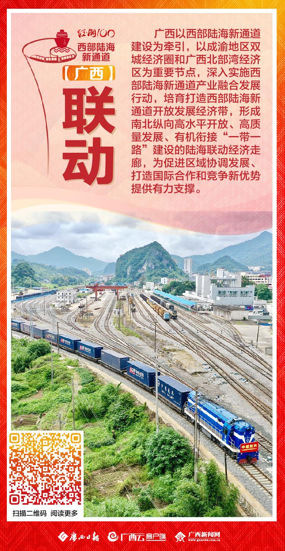 红海报|广西等五省区市党报两会聚焦西部陆海新通道