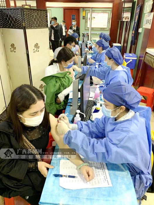 天天娱乐,天天娱乐大厅:新冠病毒疫苗大规模人群免费接种工作启动