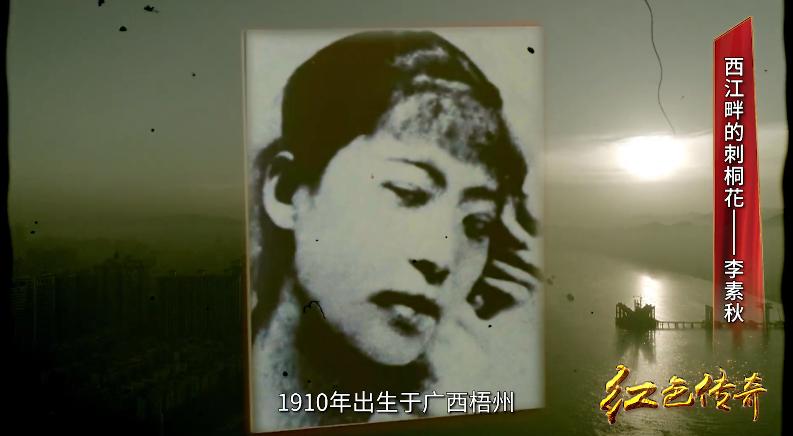 红色传奇故事短片――李素秋