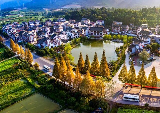 30秒看广西|走遍广西魅力乡村,山色水韵画中游