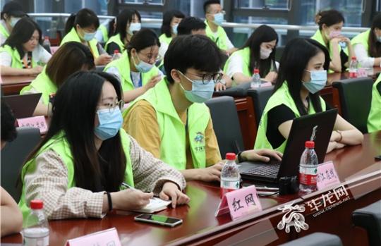 相聚璧山 2021全国百家重点网络媒体记者重庆行正式启动