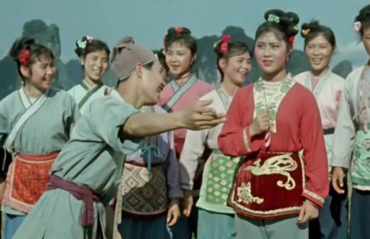 看电影丨《刘三姐》电影完整版