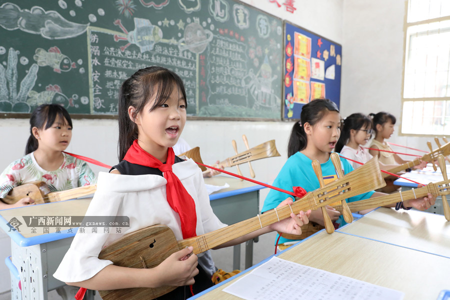 广西侗乡学子乐学才艺度假日