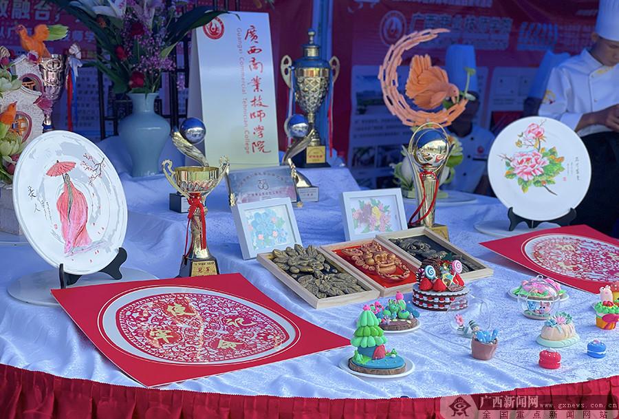 广西开展2021年世界青年技能日宣传活动