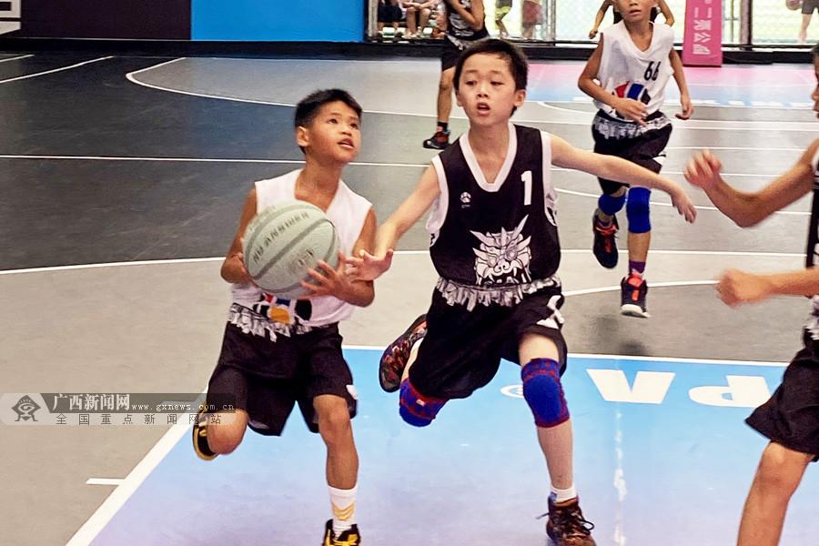 广西5支青少年篮球队将亮相CAAU全国总决赛舞台