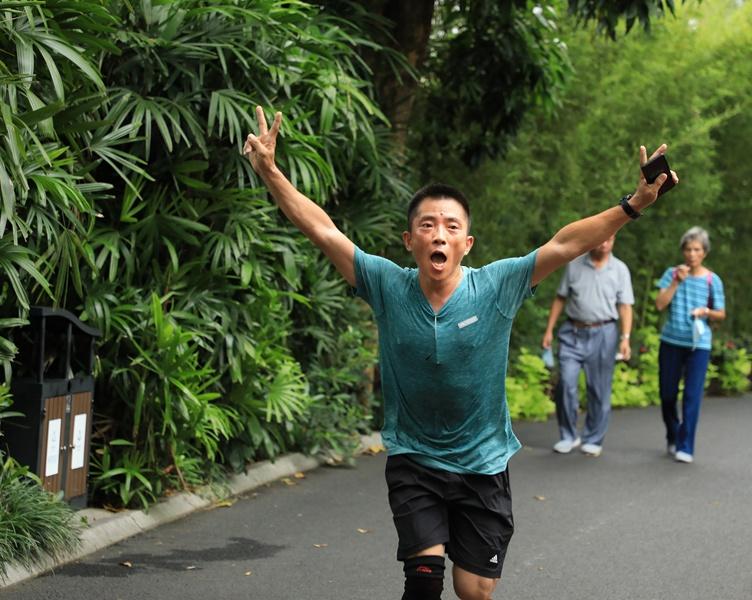 南寧健身好去處!環湖跑、晨練,在這開啟活力一天